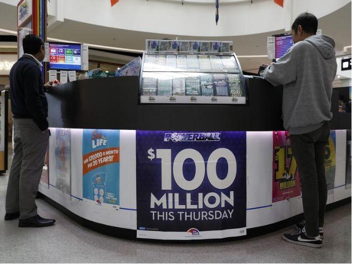 澳洲$1亿彩票刚刚开奖,中奖的居然是个中国留学生?!-最澳洲